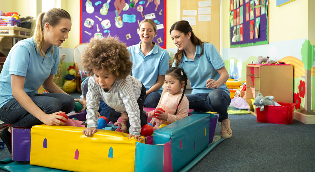 Higher Level Teaching Assistant